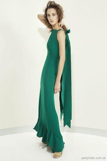 Vestidos para fiestas elegantes 202019