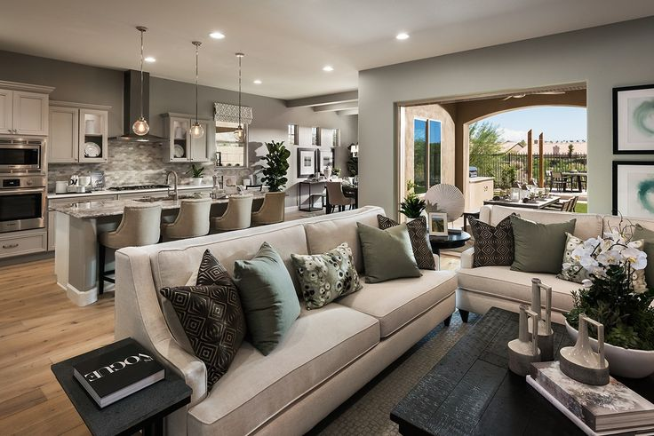 551 best gorgeous great rooms images on pinterest family for Living room queen creek