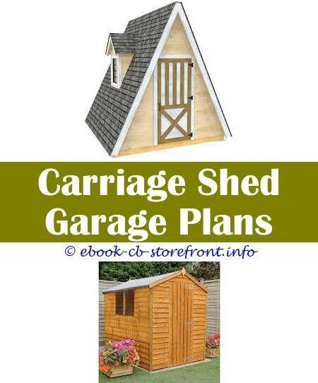 9 Delightful Cool Tricks: Garage Shed Plans 12x16 Tuff ...