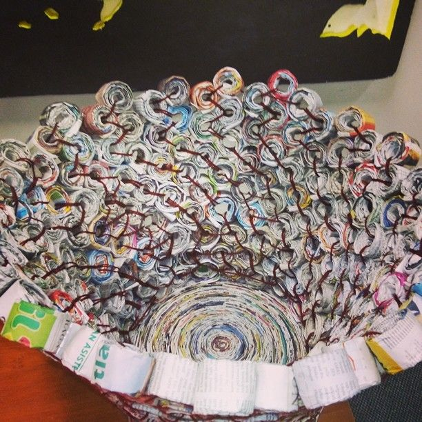 Kertas daur ulang