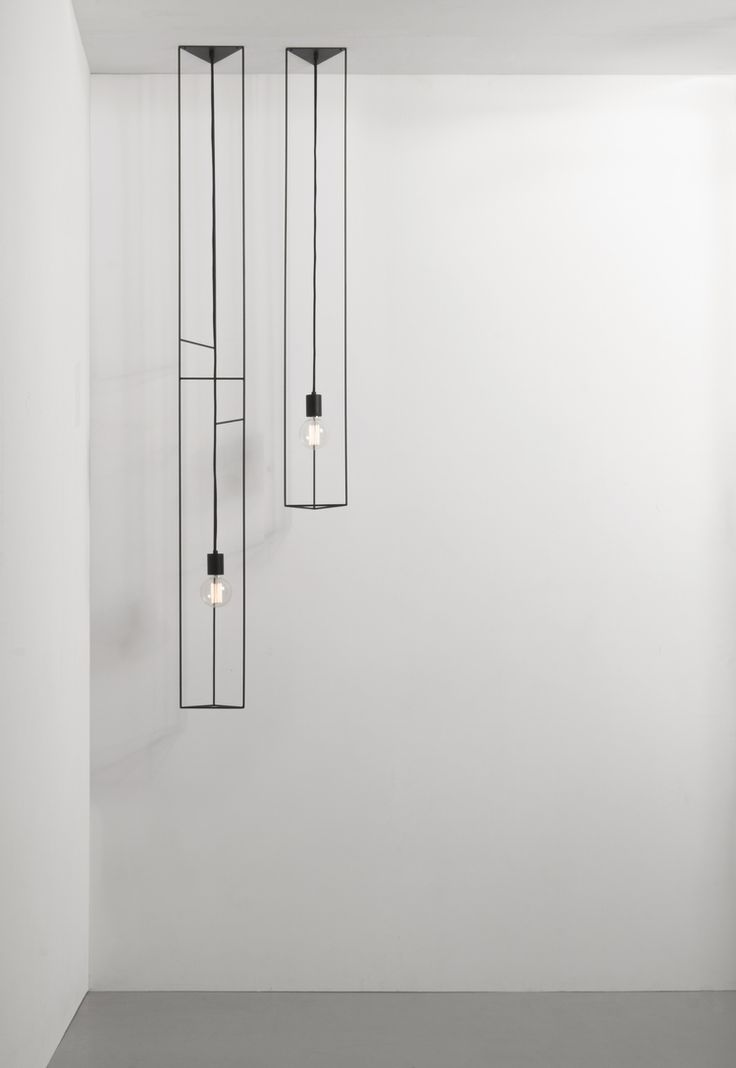 Nora Ness: Lamps from FILD: Archi & Lines.