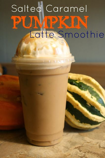Pumpkin Spice Latte With Salted Caramel Recipes — Dishmaps