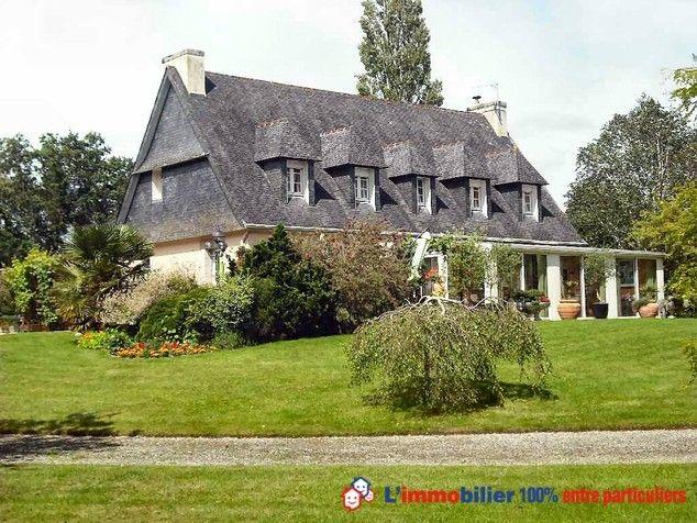 Attiré par un achat immobilier entre particuliers ? Vous aurez un vrai coup de cœur pour cette maison d'une surface de 150 m² sur 6000 m² de terrain située à Roudouallec dans le Morbihan http://www.partenaire-europeen.fr/Actualites-Conseils/Achat-Vente-entre-particuliers/Immobilier-maisons-a-decouvrir/Maisons-a-vendre-entre-particuliers-en-Bretagne/Achat-immobilier-particulier-Morbihan-Roudouallec-maison-20140422 #maison