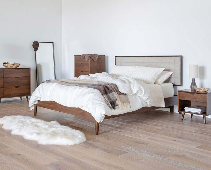 Juneau Bedroom Set From Dania Furniture Co