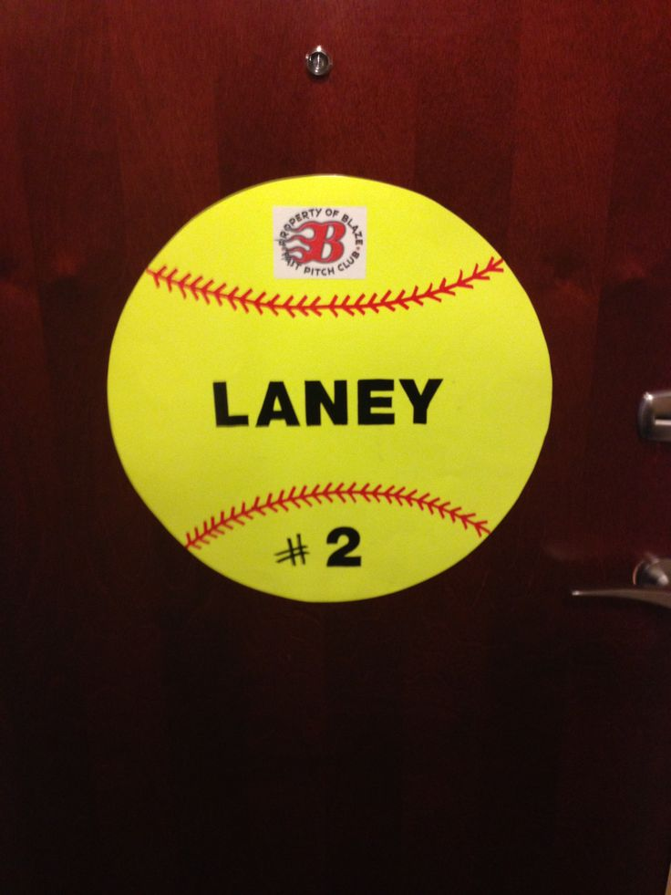 17 best images about softball gift ideas on pinterest