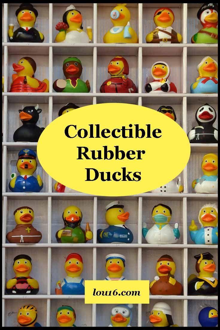 Collectible Rubber Duckies - Celebriducks when celebrities meet your favorite yellow rubber ducky!