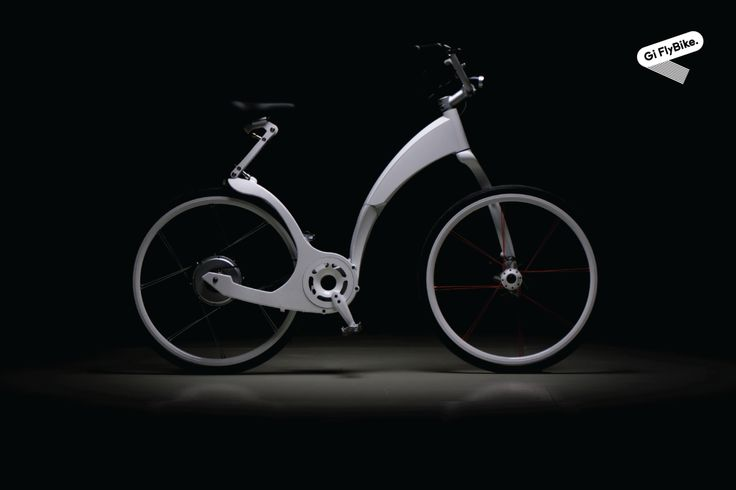 GI FLYBIKE - the first fly-folding electric bike that encapsulate all the requisite features for city commuting. Super comfortable, stylish and latest technology - friendly vehicle.