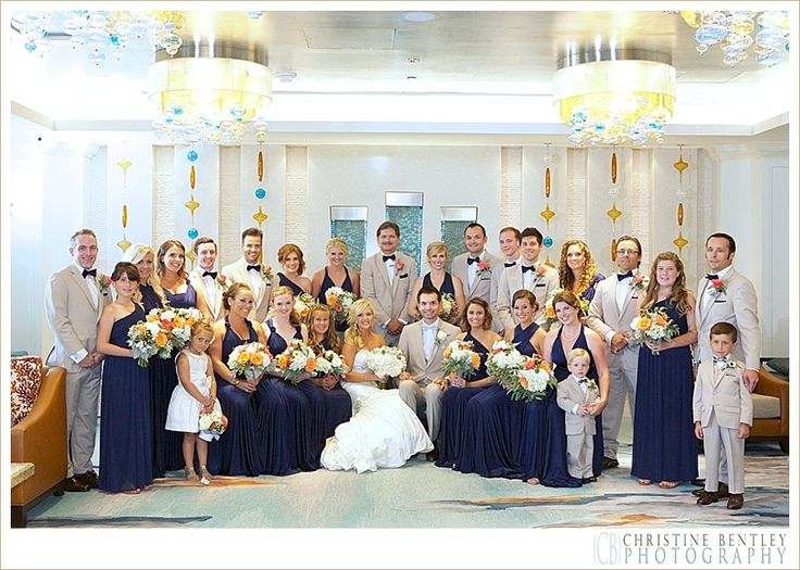 Balboa Bay Resort Wedding | Nautical wedding Newport Beach | Mallory and Austin
