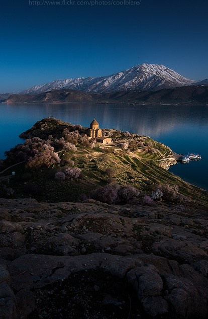 Akdamar island, Turkey