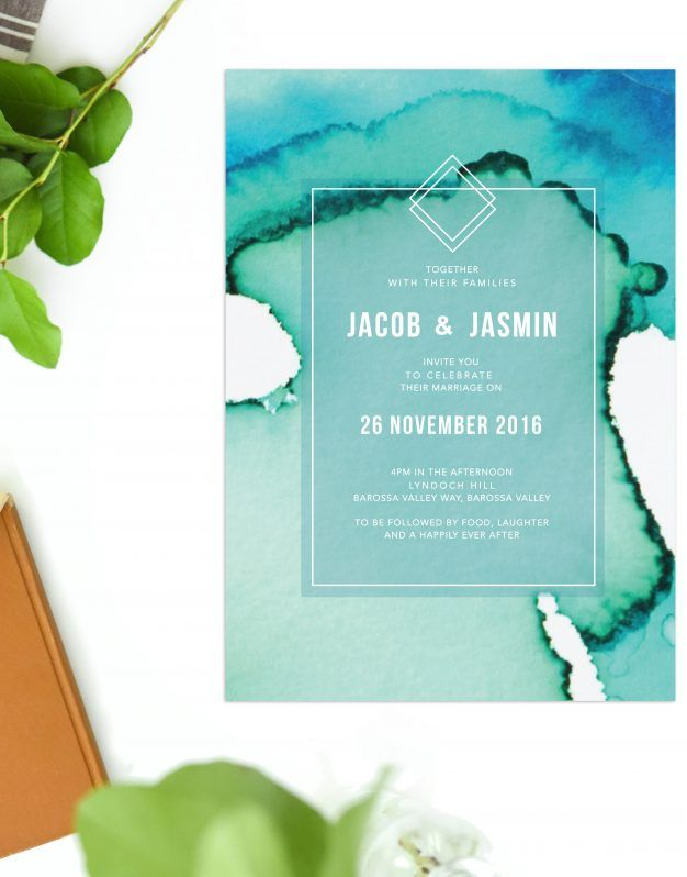 The 25+ best Wedding invitations australia ideas on Pinterest ...