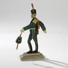 fretwork figure, occupational therapy, British