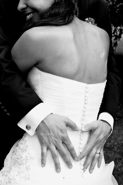 i heart my husband. wedding photography