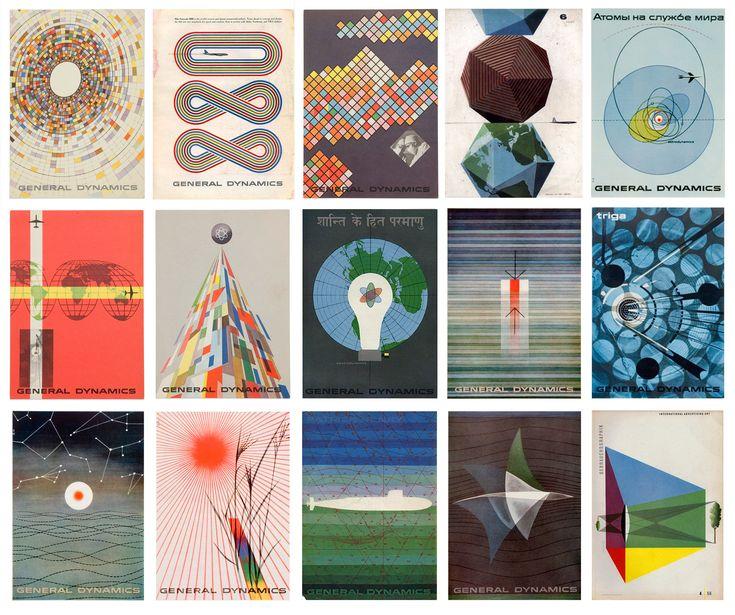 Erik NitscheAnnual Reports, Textbooks Bookdesign, General Dynamic, Graphics Design, Geometric Design, Eriknitsch, Erik Nitsche, Children Book, Design Style