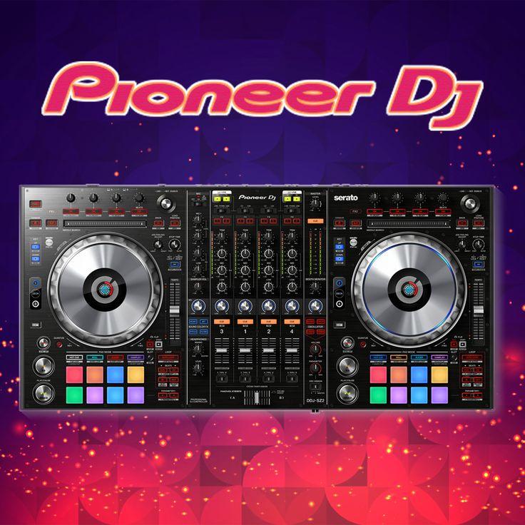 Pioneer - DDJSZ2 Professional DJ Controller  #Pioneer #PioneerDJ #DJController #AmericanMusical #AmericanMusicalSuppl