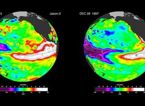 This Year's El Niño Is On Track To Rival The Worst On Record
