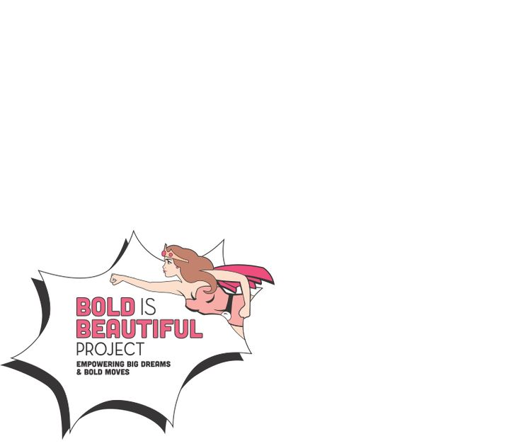 bold is beautiful logo