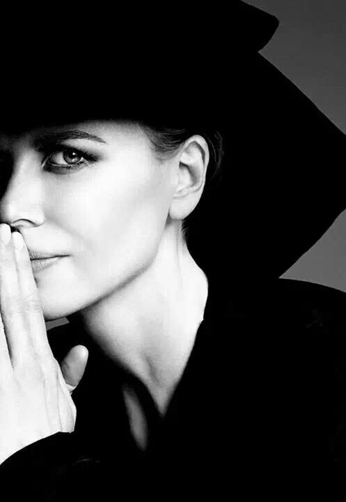 Nicole Kidman (1967) - Australian actress, singer and film producer. Photo by Patrick Demarchelier