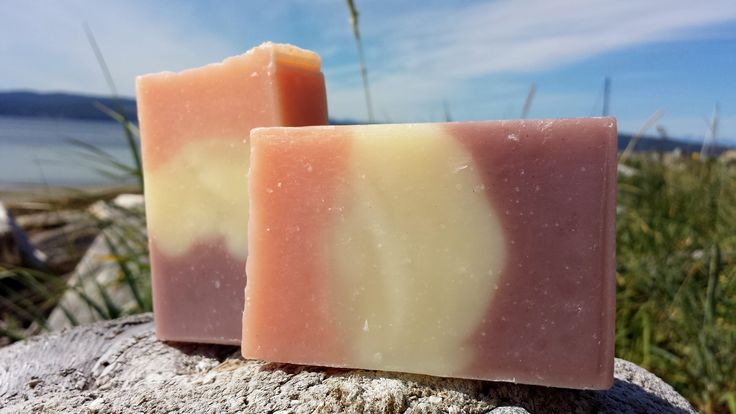 Exotic Hippie soap; patchouli and ylang-ylang.