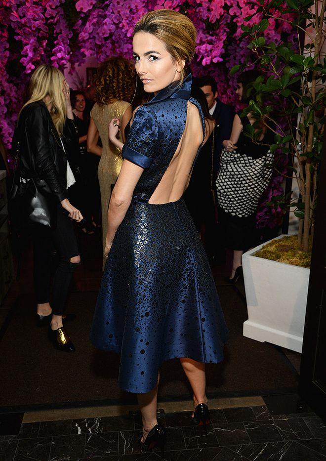 Camilla Belle - BVLGARI And Save The Children Pre-Oscar Event - February 17, 2015