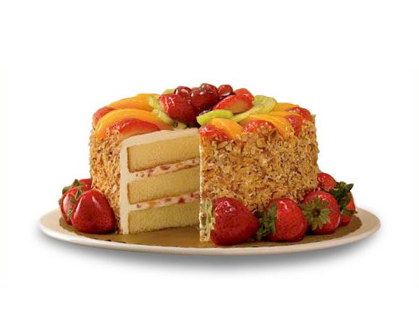 Fruit Basket Cake Publix
