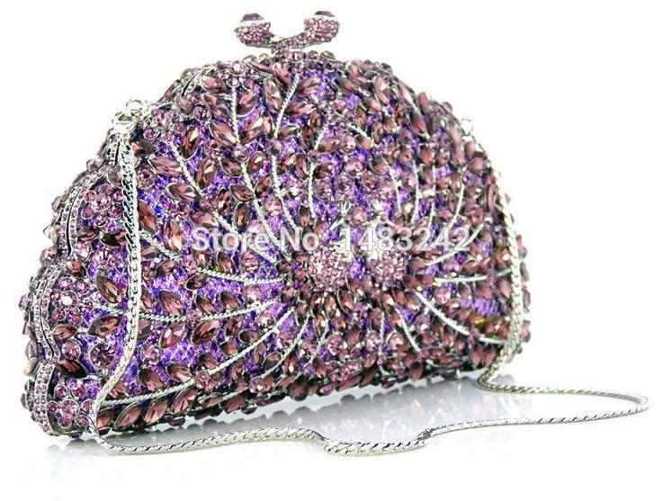Z1127-7 2015 Mini Frauen Abendtaschen Designer frauen Clutch bag Kette Strass Hochzeit Braut tasche damen frauen brieftasche //Price: $US $106.40 & FREE Shipping //     #dazzup