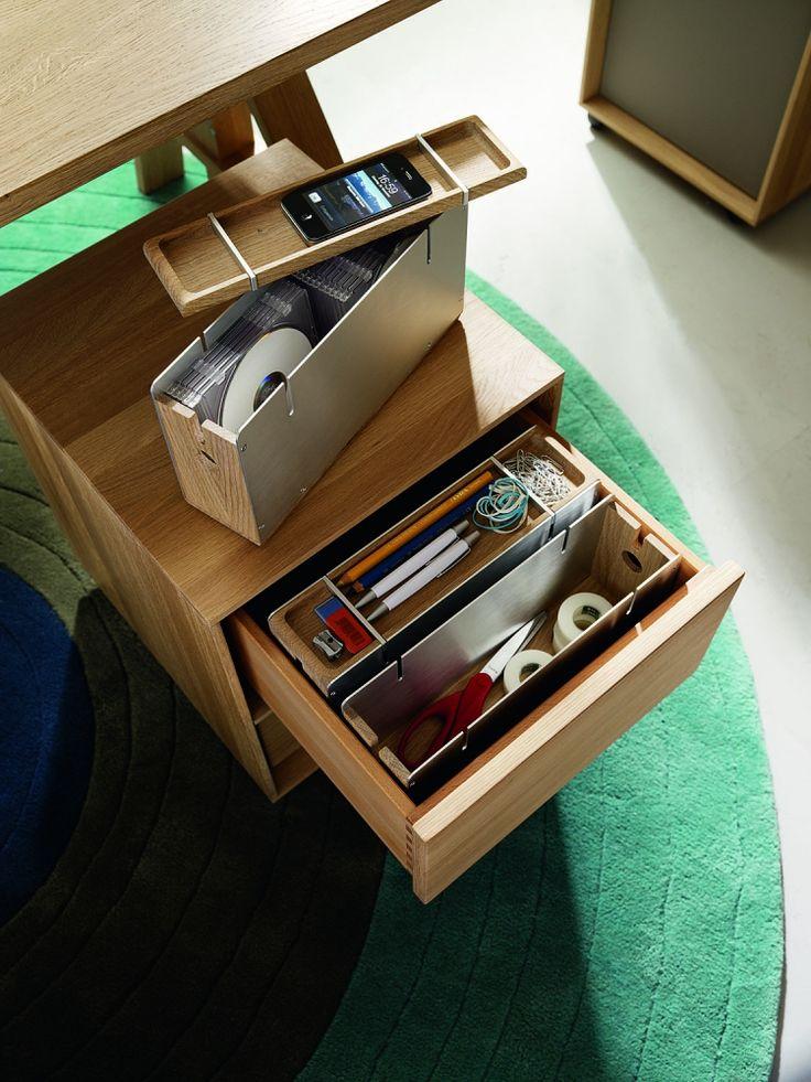 Cubus kontejner v domácí pracovně / office cabinet