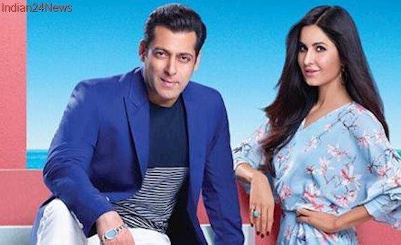 Before Tiger Zinda Hai, Salman Khan and Katrina Kaif's latest photo shoot is a treat for their fans, see pics