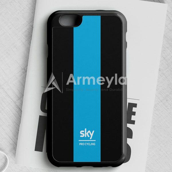Team Sky Bike Pro Cycling iPhone 6/6S Case | armeyla.com