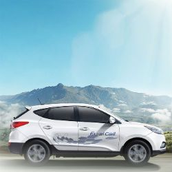 New Hyundai Vehicle Fueled By Poo : DNews  Might be the first Hyundai I have considered.
