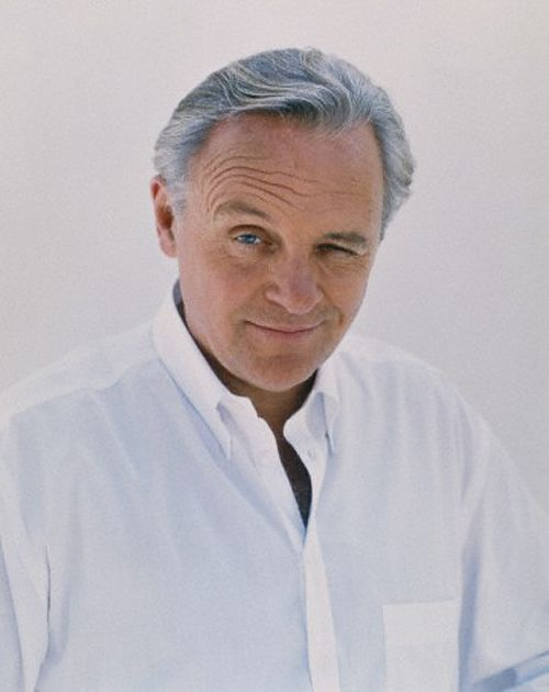 Welsh actor Philip Anthony Hopkins