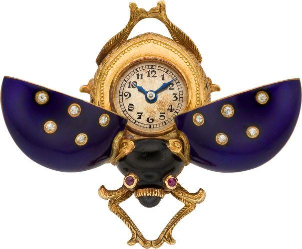 lady bug watches | eBay