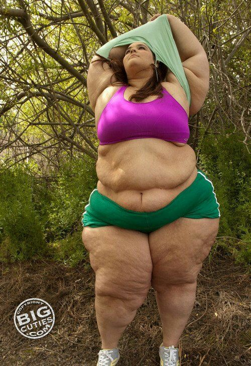 Фото самых жирных баб старых — photo 13