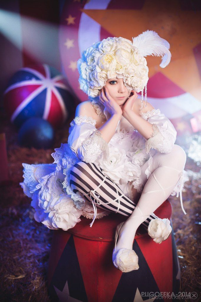 Kuroshitsuji Book Of Circus - Doll Astarohime(Astarohime Koyu) Doll Cosplay Photo - WorldCosplay