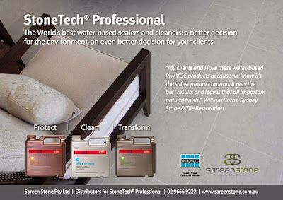 Laticrete Australia Conversations: Protect Your Stone with STONETECH®