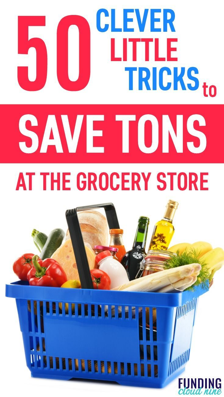 If your budget needs a makeover, reducing your food expenses is probably a great place to start. Check out this list of 50 ways to save money on groceries. When reading these money saving tips, you'll realize it's not all about coupons!