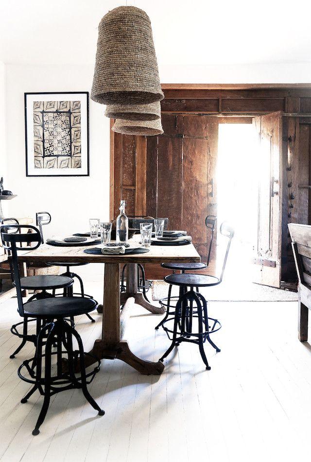 573 best Comedor / Esszimmer / Dining room images on Pinterest
