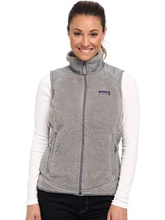 grey Patagonia Retro-X vest