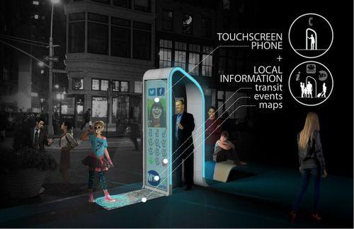 bus stop design concept - Buscar con Google