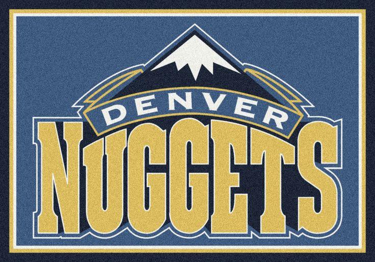 NBA Spirit Denver Nuggets Novelty Rug