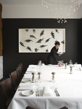 Marque restaurant, Surry Hills