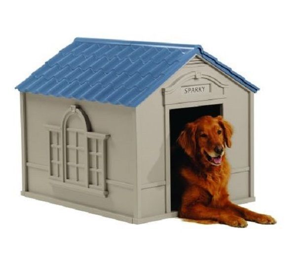 17 best ideas about dog kennel flooring on pinterest for Xxl dog house