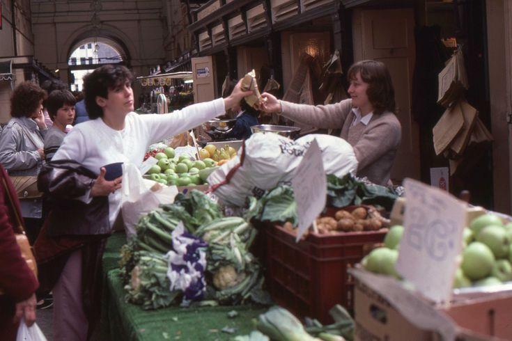 St Nicholas Market Bristol BS1 1985