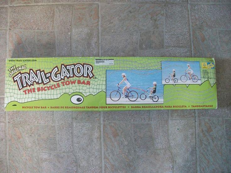 Trail Gator (barre de traction pour vélo enfant)