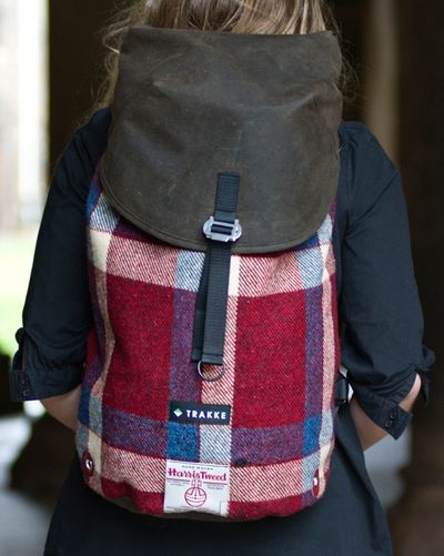 """His n' Hers Handbook -  """"...this 27lt backpack is like a TARDIS – it's the perfect companion"""""""