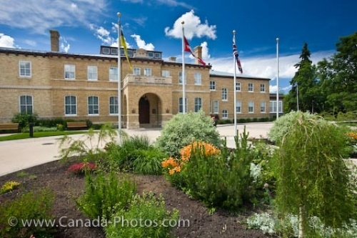 Picture of Regina City Government House Saskatchewan Canada