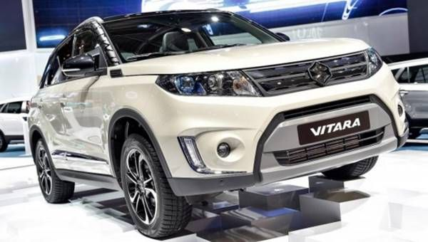 2017 Suzuki Grand Vitara Redesign