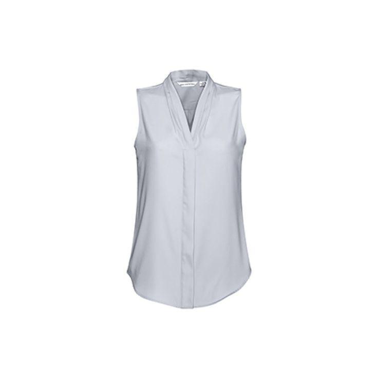 BIZ Collection Ladies' Madison Sleeveless Top – S627LN