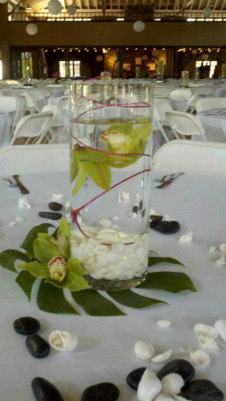 Hawaiian Themed Wedding Chloe 39 Z Spa 10th Birthday Slumber Party Pinte