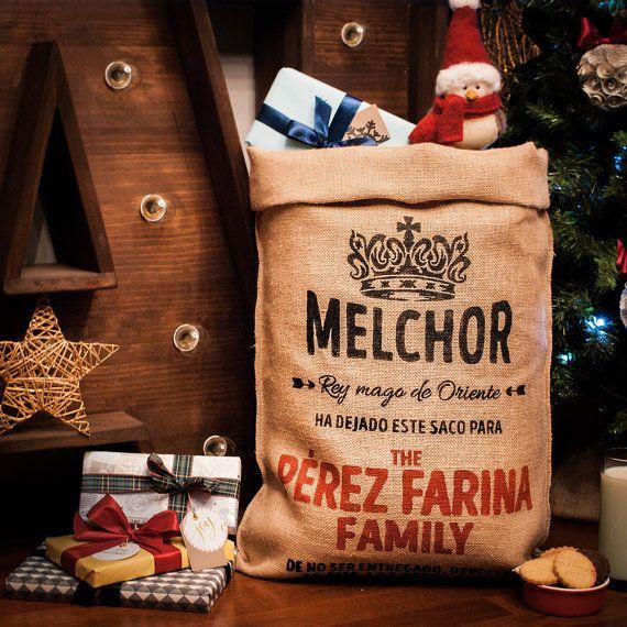 CUSTOM - bag of Christmas Magi (Melchior)