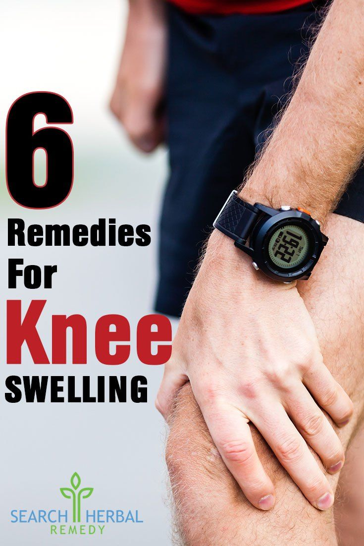 Knee Stretches: 6 Remedies For Knee Swelling